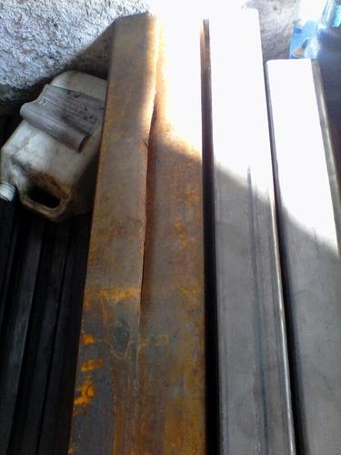 tubo segunda 160x65 6mts estructural 3.4mm
