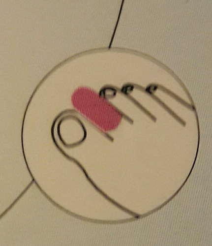 tubo silicona recortable puntera pie protector cayo silicona