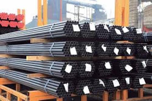 tubo sin costura  1/2  sch.40/std, long 5,8 mt, astm a106 gr