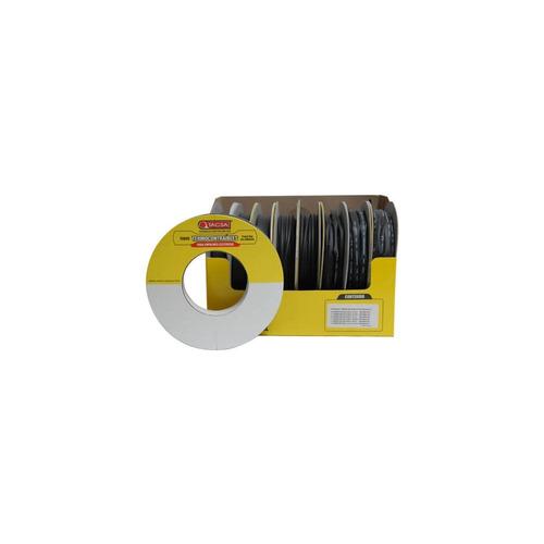 tubo termocontraible tacsa 9,5mm bobina 10mts