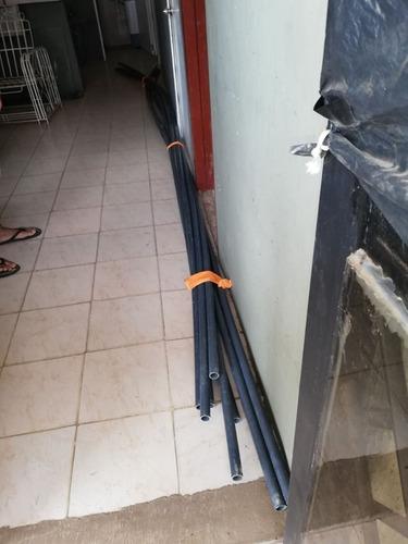 tubo tuberia pvc 1 pulgada agua fria longitud 3 metros