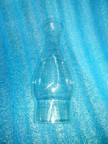 tubo vidrio para lámpara a kerosene