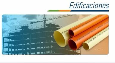 tubo(ducto)  de pvc  eb20 edc para electricidad, accesorios