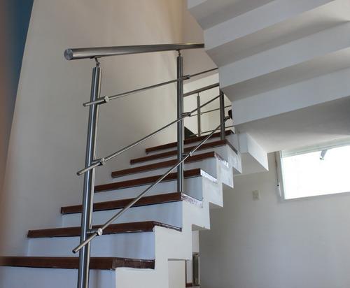 tubos de acero inoxidable para barandas y escaleras