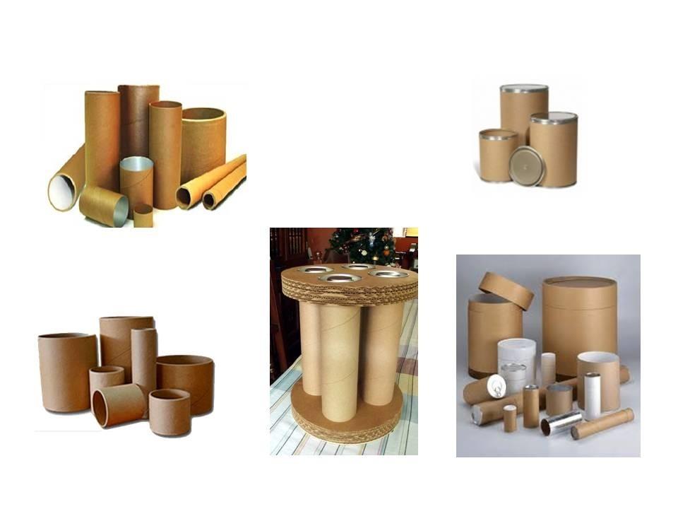 Tubos De Carton Usados Medidas Varias Bs 50000 En Mercado Libre