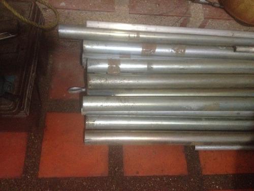tubos de electricidad de 2  x 3 mtrs