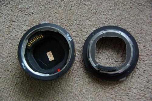 tubos de macro para rollei 6 x 6 automaticos