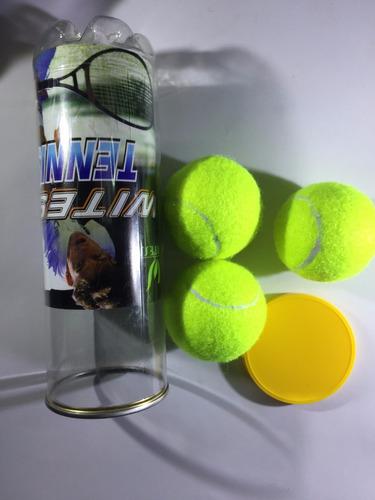 tubos de pelota de tennis - adultos