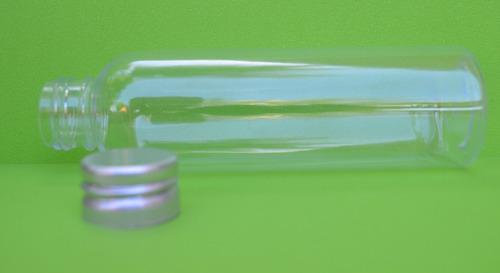 tubos de plástico de 125 ml c/tapa rosca metal - souvenirs