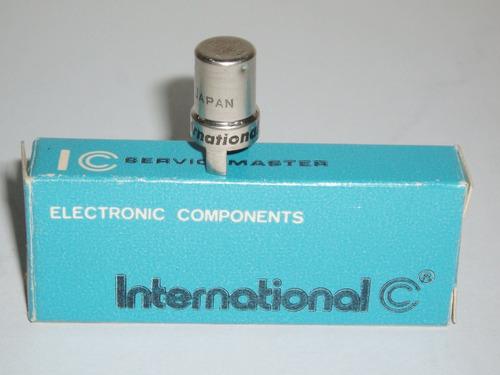 tubos electronicos 6cw4/6ds4 nuvistor international japan