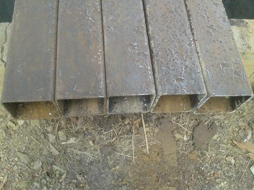 tubos estructural 120x120x4 mm