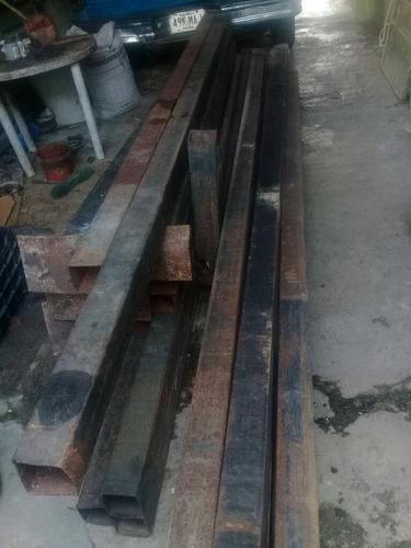 tubos estructurales 100x100 y 100x40