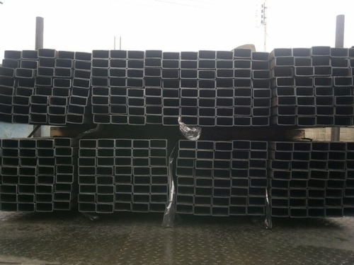 tubos estructurales 100x40 x 6 metros
