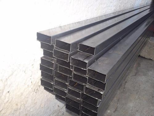 tubos estructurales 3x1 x 1/2 x 6.10mts