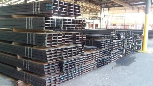 tubos estructurales 80x40, 6 metros, oferta..!!!
