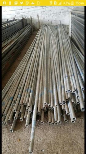 tubos galvanizados 3/4, 1 , 1.1/4 , 1.1/2  2   y conexiones