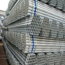 tubos galvanizados astm 1/2 , 3/4 , 1 , 2 , 3 , 4 pulgadas