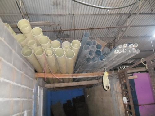 tubos galvanizados  iso 2 x 6,4 metros gas/incendio/agua