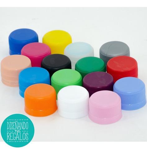 tubos golosineros 10cm envase plastico - tbt10-010 - .x50u.