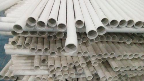 tubos pvc electricidad  3/4 blanco a precio de fabrica