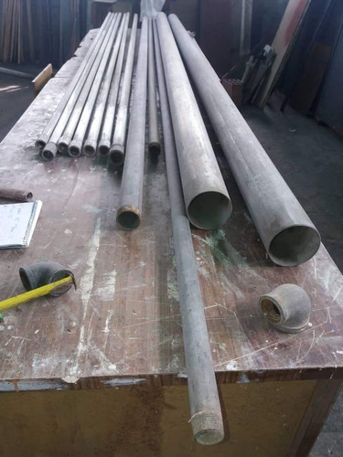 tubos tuberia galvanizados 1 pulgada