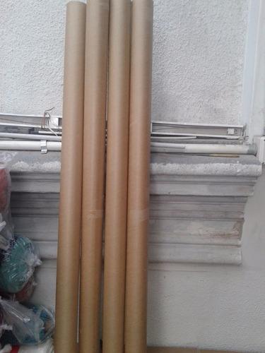 tubos/rollos tela vacíos precio x unidad
