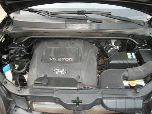 tucson    07    gls  2.7  autom. ( est troca)