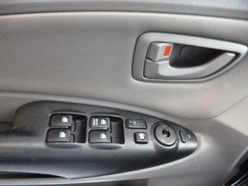 tucson 2.0 aut flex gls 2015 preta