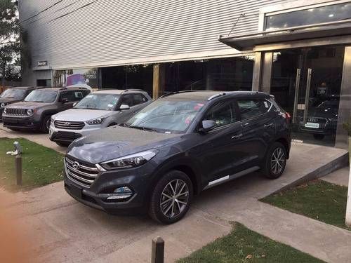 tucson 2.0 crdi 4x4 at