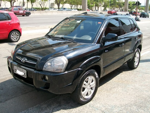 tucson  2007 gls aut. (troco + vlr)