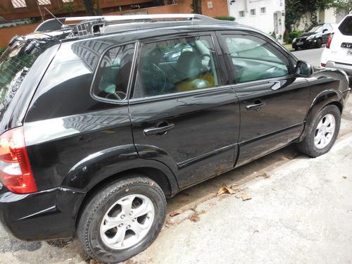 tucson 2009 gls aut.+impecavel mesmo+blindada