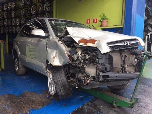 tucson 4cc 2014 sucata motor cambio lataria retirada peças
