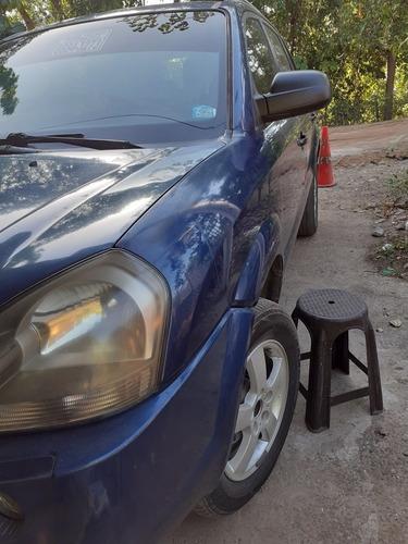 tucson automáti2009 hyundai tucson  cuatro cilindros tod
