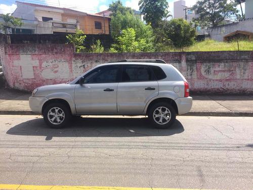 tucson  gl   2010   automatico