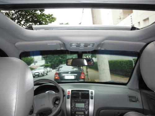 tucson gls 2009 aut+blindada+teto+impecavel+baixa km