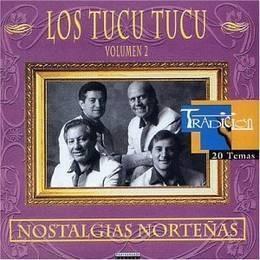 tucu tucu los nostalgias norteñas vol 2 cd nuevo