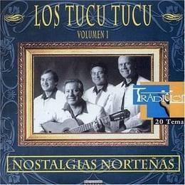 tucu tucu los nostalgias norteñas vol.1 cd nuevo
