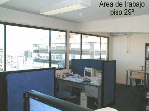 tucuman 500 - microcentro (comercial) - oficinas planta dividida - venta