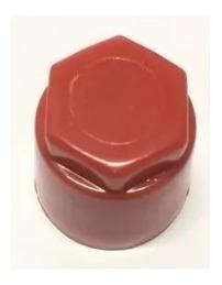 tuerca d plastico rojo p/ extractor de jugos turmix estandar
