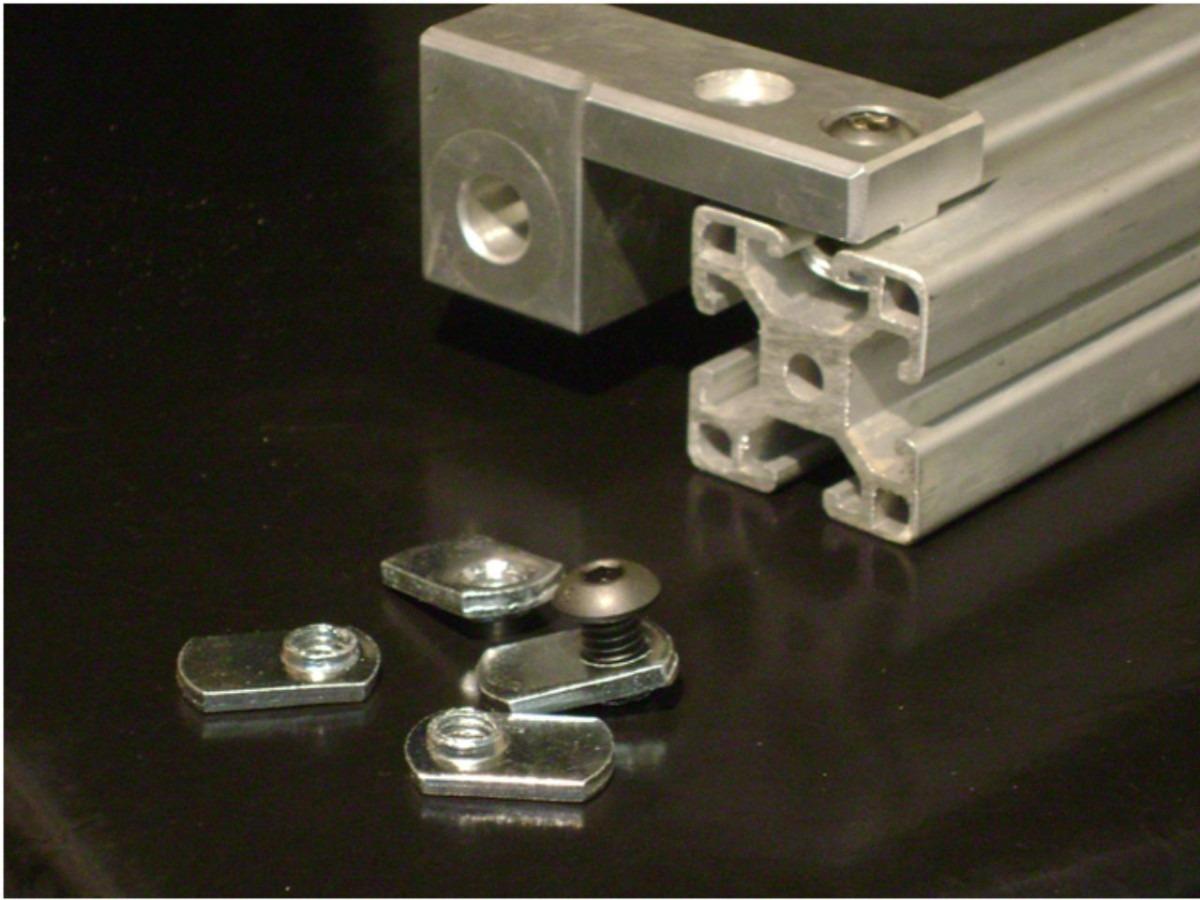 Tuerca t medida 5 16 y m8 para perfil de aluminio tipo - Tipos de perfiles de aluminio ...