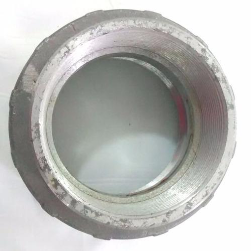 tuerca union roscada 4  de aluminio