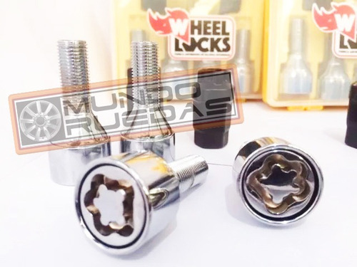 tuercas de seguridad amarok antirrobo wheel locks