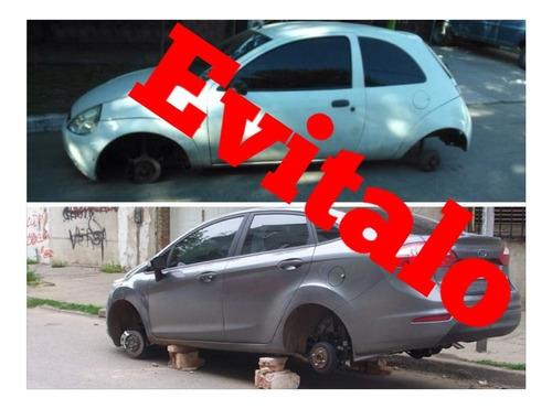 tuercas de seguridad para ford ecosport cuotas sin interes!!retiralo en microcentro, avellaneda o enviamos a domicilio!