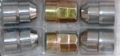 tuercas de seguridad para rines de lujo originales