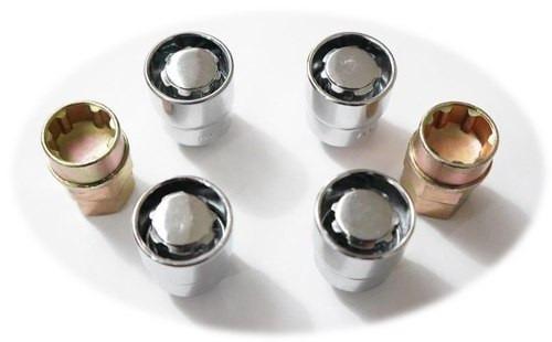 tuercas de seguridad rines 1/2  x 20h ford maverick / focus