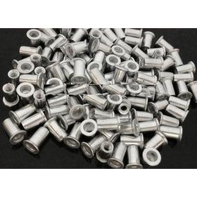 Tuercas Remachables De Aluminio Medidas M3, M4, M5, M6, M8