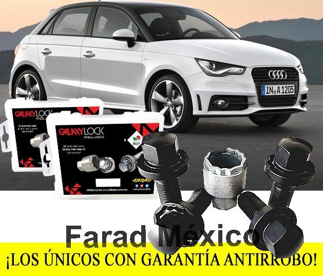 Tuercas Seguridad Audi A1 Urban Galaxylock Envio Gratis