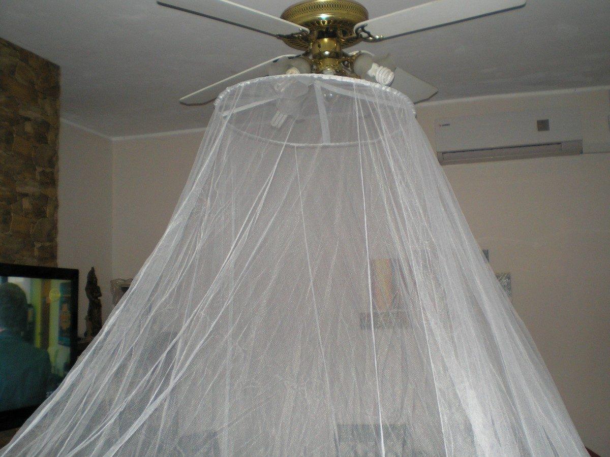 Tul mosquitero camping cama 2 pzas dengue oferta 3x2 - Mosquiteras para camas ...
