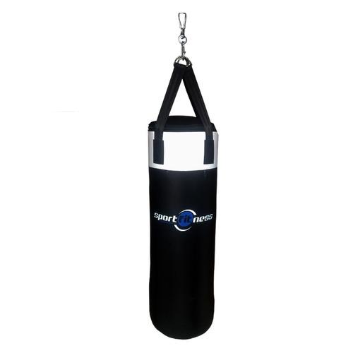 tula de boxeo sacó sportfitness artes marciales relleno 26kg