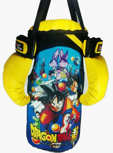tula saco boxeo niños niñas + guantes + obsequio promocion